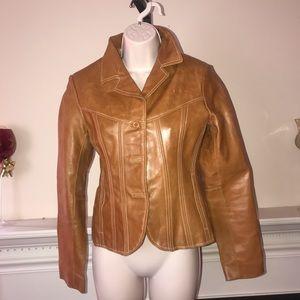 Wilson Leather Maxima Vintage Blazer